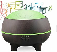 Aroma Diffuser 300ml Ultraschall Leise