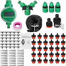 ARONTOME Bewässerungssystem Kit, Garten Micro