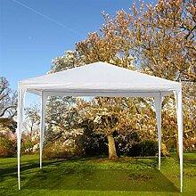 ARONTOME Pavillon 3x3m Wasserdicht Zelt mit