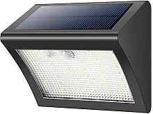 Arote 38 LED Solarleuchte Garten Solarlampe