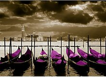 Around the World Venice Fotodruck in Lila East