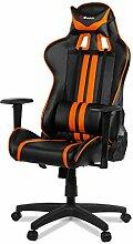Arozzi Gaming Stuhl MEZZO schwarz/orange