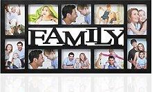 ARPAN Family Bilderrahmen für 10 Fotos à 15 x 10