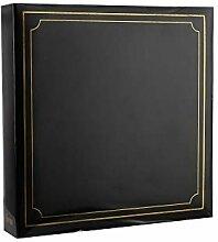 ARPAN Fotoalbum mit 3 Ringen, selbstklebend,
