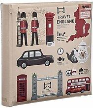 Arpan London Icons Design Reisetasche Memoalbum