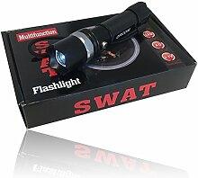 ARRA Swat Polizei Wachdienst Taschenlampe KFZ