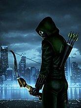 Arrow Season 7 Poster auf