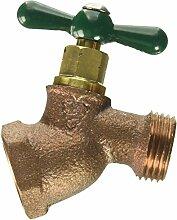 Arrowhead Messing & Sanitär 353lf 3/10,2cm weiblich Rohr, Gewinde, Rot Messing 3/10,2cm Schlauchanschluss
