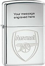 Arsenal Gravur Zippo Feuerzeug mit Kostenlose