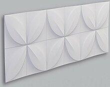 ARSTYL 3D Wandpaneele ´´FLOWER´´ ( ARSTYL Wall