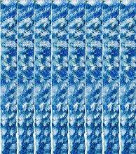 Arsvita Flauschvorhang Türvorhang 100x200 cm in