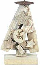 Art Deco Home - Kerzenständer WEIHNACHTSBAUM,
