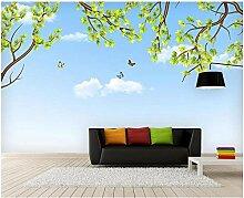Art Fototapete Vlies Tapete Wohnzimmer 250X175