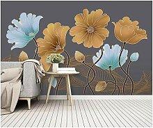 Art Fototapete Vlies Tapete Wohnzimmer 350X256