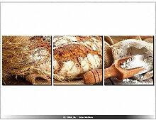 Art Gallery XXL, 30 x 90 cm, Brotmesser, Tabelle MULTI-Panel-DESIGN. DECO-NEW DESIGN