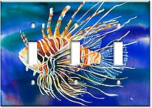 Art Plates Wandteller, Übergröße, Clownfisch