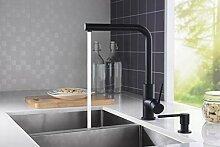 Art Platino Küchenarmatur aus Edelstahl mit