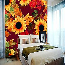 Art Print Fototapeten Blumen Wandbilder Wohnzimmer