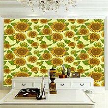 Art Print Fototapeten Sonnenblume Wandbilder