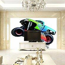 Art Print Fototapeten SUV Wandbilder Wohnzimmer