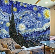 Art TV Wanddekoration Film Wandbild Tapete 430cm *