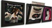 Art Vinyl - Flip Frame 3er-Set, schwarz
