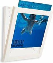 Art Vinyl - Flip Frame, weiß