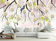 Art_wall_mural 3D Tapete Wallpaper Anpassen