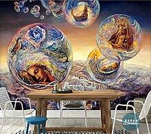 Art_wall_mural 3D Tapete Wallpaper Europäische