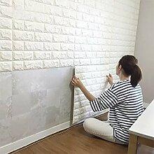 Art3d 3D-Wandpaneele für Fernseher, Sofa,