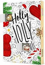 artboxONE Adventskalender mit Pralinen von Ferrero