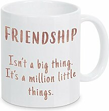 artboxONE Tasse Friendship Edition - Kaffeetasse