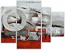Arte Dal Mondo Wandverzierung Abstrakt Acryl