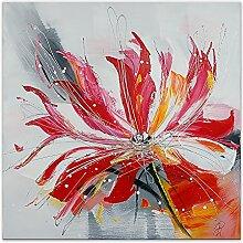 Arte Dal Mondo Wandverzierung Abstrakt Blume