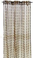 Arte Regal 28180–Vorhang, 140x 260cm, braun