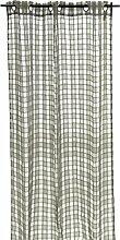 Arte Regal 28181–Vorhang, 140x 260cm, grau