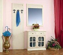 Arteferretto Garderobe-Set lackiert für Flur