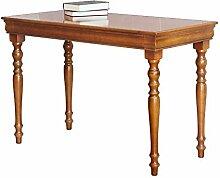 Arteferretto Linie BGN Schreibtisch mit Schublade, Holz, Kirsche, 55x 110x 74cm