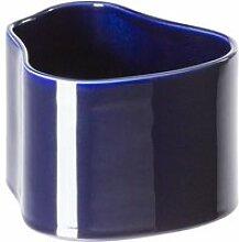 Artek - Riihitie Übertopf A, klein / blau