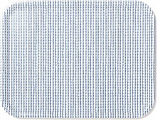 Artek - Rivi Tablett groß, weiß / blau