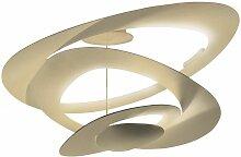 Artemide Pirce Mini Soffito Deckenleuchte LED Gold