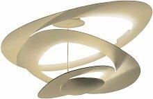 Artemide Pirce Soffitto Deckenleuchte LED Gold