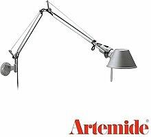 Artemide Tolomeo Mini LED Wandlampe A005600+A025150