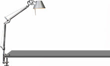 Artemide Tolomeo tavolo micro clamp