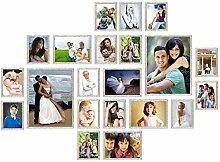 Artepoint 21erB Kunststoffbilderrahmen Set mit