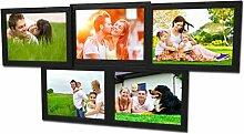 Artepoint Fotogalerie für 5 Fotos 13x18 cm - 3D