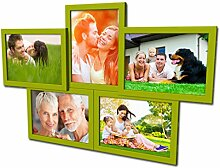 Artepoint Holz Fotogalerie für 5 Fotos 13x18 cm -