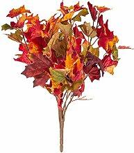artfleur - künstlicher Ahorn Busch 45cm Herbs