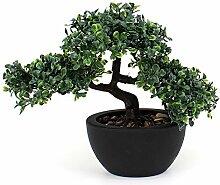 artfleur - künstlicher Bonsai 23 cm Kunstpflanze