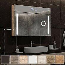 Artforma Spiegelschrank mit LED Beleuchtung